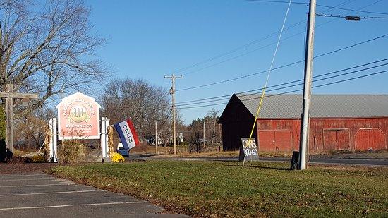 Southwick, Μασαχουσέτη: Signage
