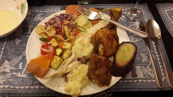 Te Ra'ai: My meal