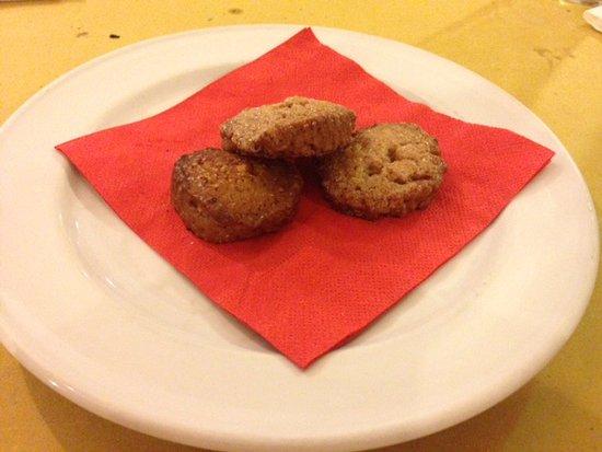 Lanuvio, Italië: dolcetti finali
