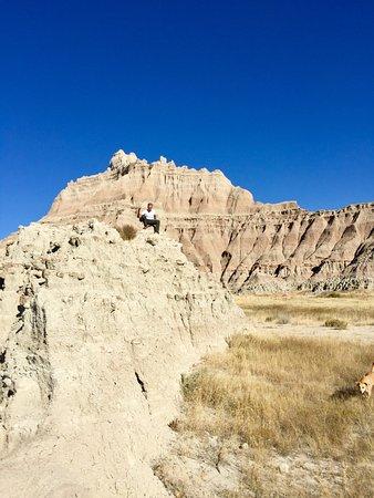 Interior, Dakota do Sul: Climbing