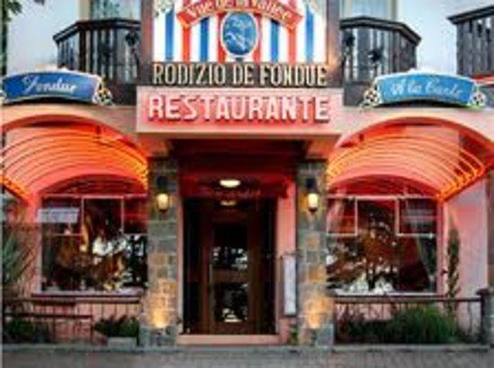 Excelente Restaurante Vue de la Valee