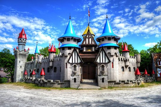 Castle Village Enchanted Kingdom