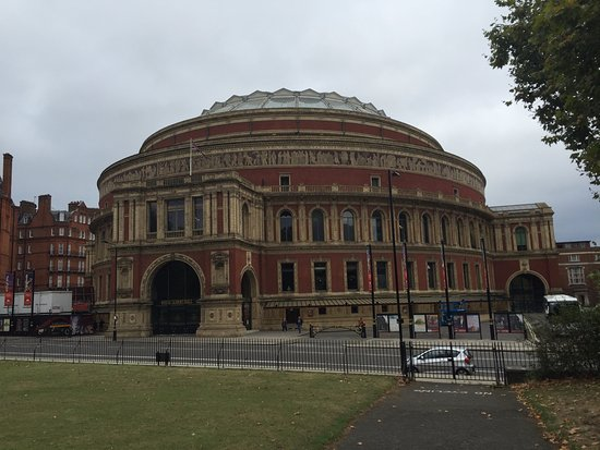 Picture of royal albert hall london tripadvisor for Door 4 royal albert hall