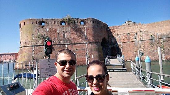 Fortezza Vecchia: entrada fortaleza
