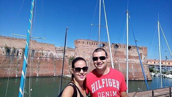 Fortezza Vecchia: fortaleza livorno