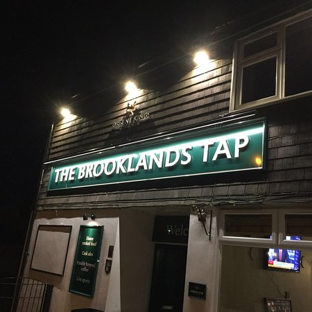 The Brooklands Tap