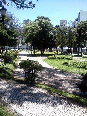 Praca Santos Andrade