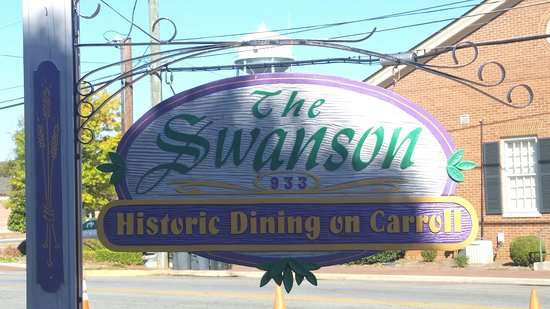 Perry, GA: The Swanson Restaurant