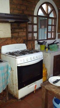 Popoyo, Nicarágua: Cocina