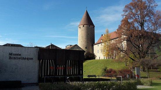 Булле, Швейцария: Musee Gruerien