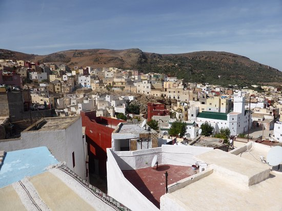 Dar KamalChaoui: View from the roof top