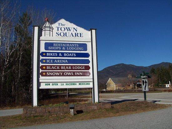 Waterville Valley, Nueva Hampshire: La Hacienda Mexicana Restaurant