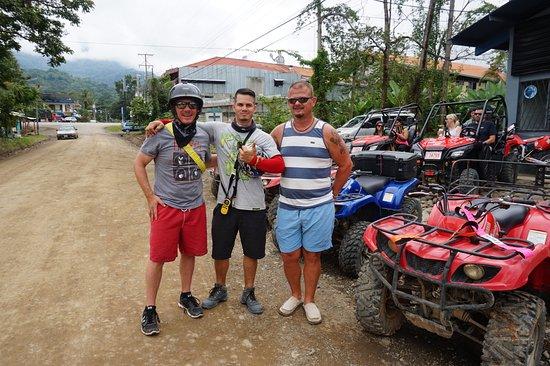 Uvita, Costa Rica: Starting point!