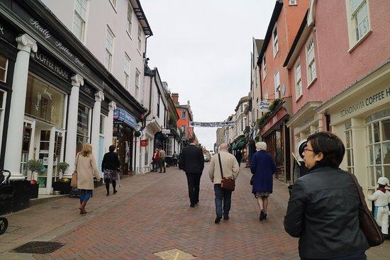 إيست أنجليا, UK: the market