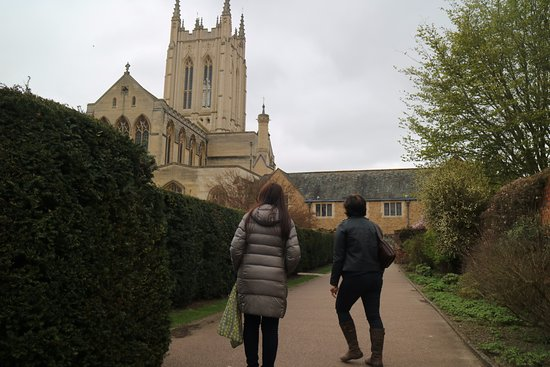 East Anglia, UK: Cathedral