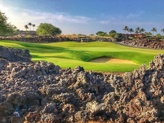 Four Seasons Resort Hualalai Golf Course