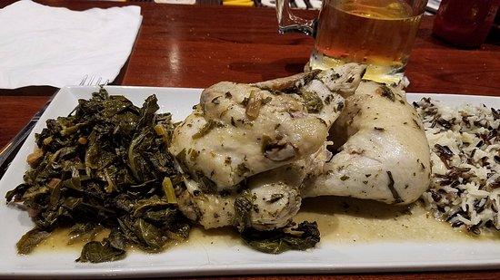 Shakopee, MN: Roast chicken