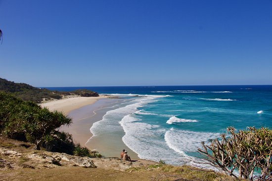 North Stradbroke Island, Australia: Point Lookout