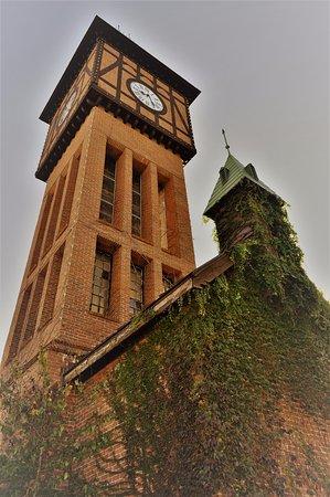 MainStrasse Village: Back of tower