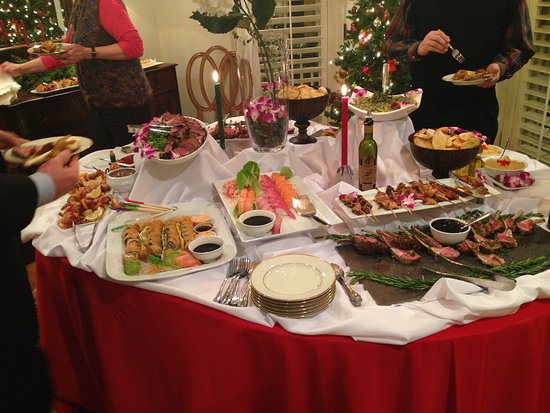 Johns Creek, GA: PRIVATE CATERING EVENT