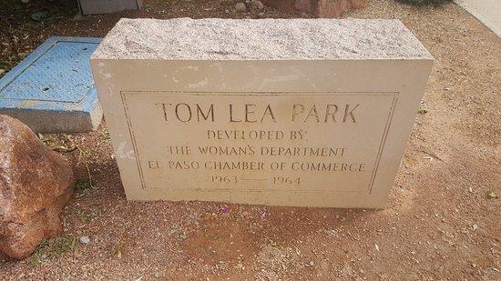 Tom Lea Upper Park