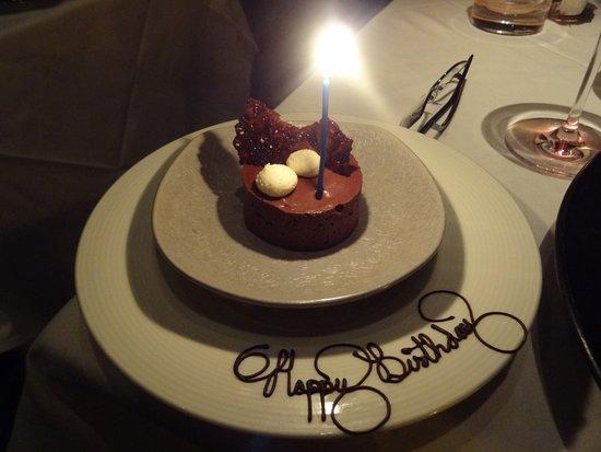 Restaurant Gary Danko: A deliciously decadent extra dessert