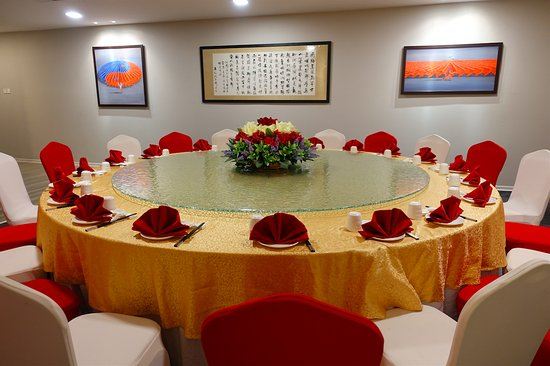 Private Dining Room Accommodates 24 Pax Picture Of The