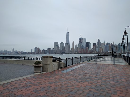 "Liberty State Park: ""NYC"""