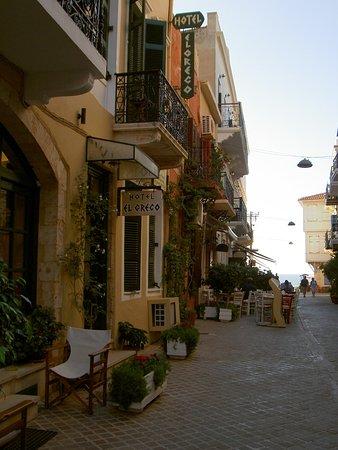 Снимок El Greco Hotel