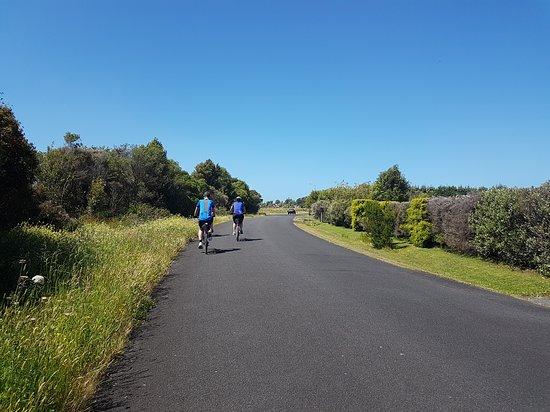 Paeroa, New Zealand: Flexible e-bike hire