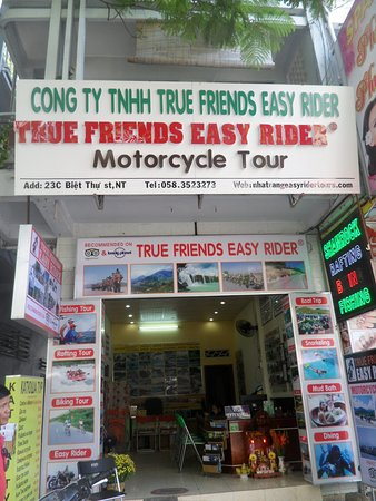 True Friends Easy Rider