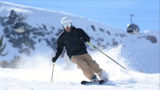 Getboards : me skiing