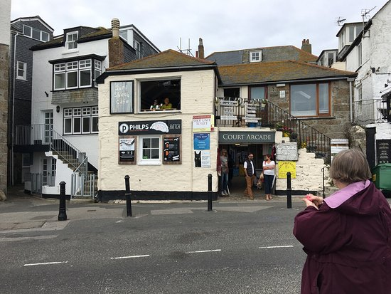 The copper pan, st. Ives restaurant reviews, photos & phone.