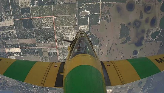 Warbird Adventures : Introduction to basic aerobatics.