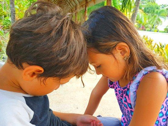 Upolu, Samoa: Family Time