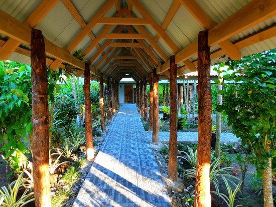 Upolu, Samoa: Garden Villas