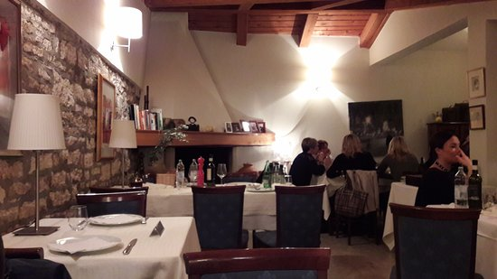 Vodnjan, Kroatien: Il camino .... TOP !
