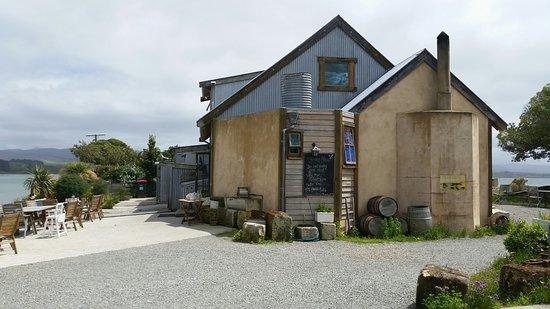 Moeraki, นิวซีแลนด์: Outside