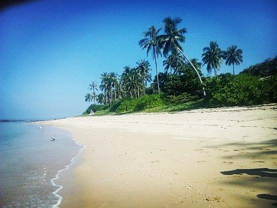 Chaungtha, Birma: Chaung Tha beach
