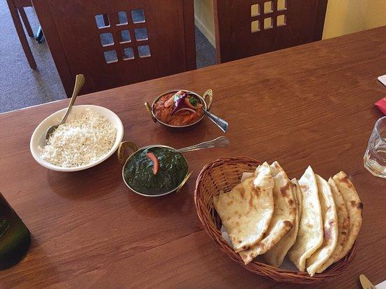 Shiraz Indian Restaurant Kamo: photo0.jpg