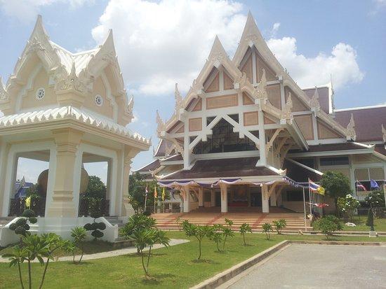 Phutthamonthon: Im Norden des Parks