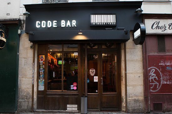 Code Bar, Paris - Bastille - Restaurant Reviews, Phone