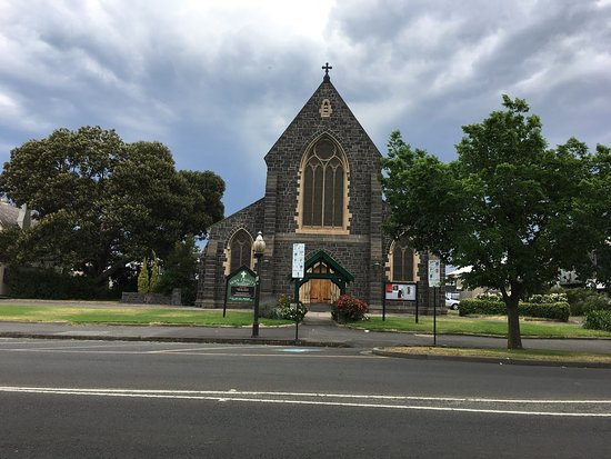 Holy Trinity Anglican Church Williamstown