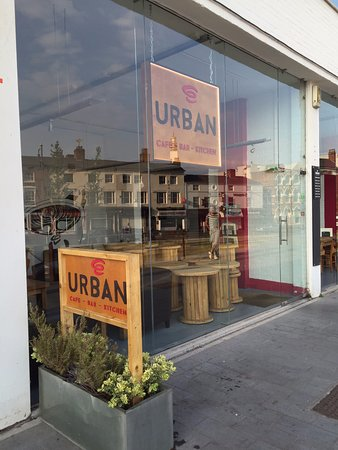 Urban Cafe Bar Kitchen Jewellery Quarter