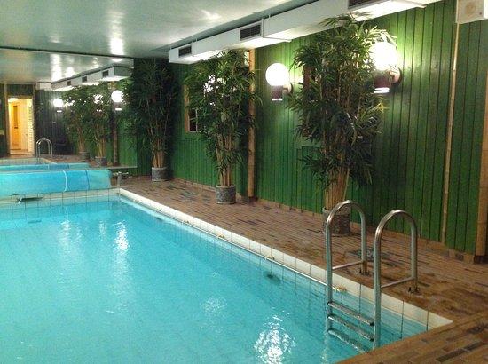 hotell i dalarna med pool