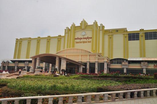 entrance - Picture of Thansur Sokha Hotel - Kampot, Kampot - TripAdvisor