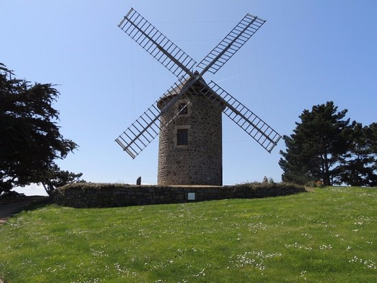 Saint-Quay-Portrieux, France: Le Moulin Saint-Michel à visiter