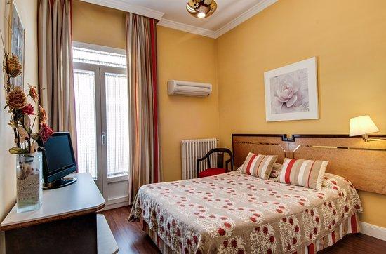 Hotel Anacapri: Habitación Básica