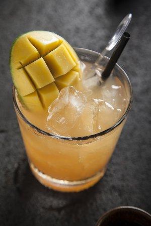 Kyoto: Mango Cocktail