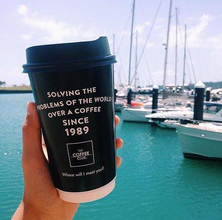 The Coffee Club : Káva